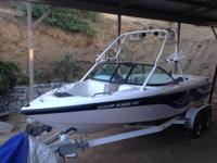 2001 Correct Craft Super Air Nautique 210. '01 super