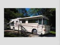 Length: 40 feet Year: 2001 Make: Country Coach Model: