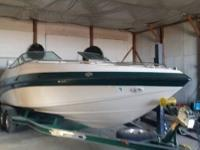 - Stock #75866 - This Crownline 266 Bow Rider has been