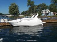 2001 Cruisers Yachts 2870 Express Boat is located in