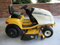 2001 Cub Cadet Riding Lawn Mower - 3000 Series. 163
