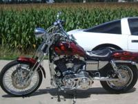 2001 Harley Sportster for Trade 10,000 OBO ... ...( I
