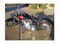 2001 Custom Chopper, built by Denvers Choppers of Las