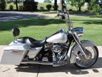 2001 Custom Harley-Davidson Road King, 1449.00 ccm