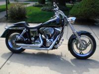 2001 Harley Davidson Wide Glide Street Custom