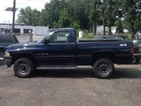 2001 DODGE 1500 4WD 97,830 MILESMAGNUM V8, 5 SPEED