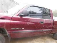 Low mileage engine available from this 2001 Dodge 1500