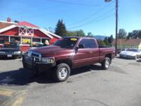 Very Powerful Dodge 1500 Quad Cab 4x4! Please call  or