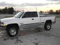 2001 Dodge Diesel 2500 4x4 Diesel with only 109xxx
