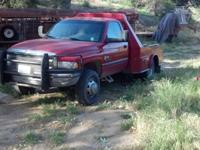 2001 Dodge ram 3500 1 ton 4x4 dually cummins diesel 6