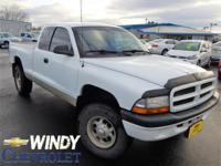 Options:  2001 Dodge Dakota|We Offer Financing For Just
