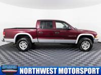 Two Owner 4x4 Truck with Towing Package!  Options: