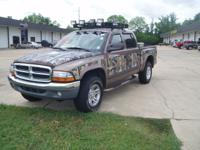 Options Included: N/A2001 Dodge Dakota SLT,Quad