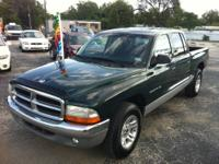 Take a look at this super clean Dodge Dakota SLT. This