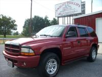 Options Included: This is a Locally Traded Durango with