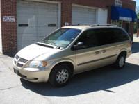 2001 Dodge Grand Caravan - $3995.00 This is the vehicle