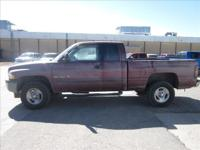 Local trade in, LOW miles, 4X4, tow package, cloth