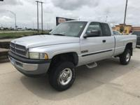 Look at this 2001 Dodge Ram 2500 . Its transmission and
