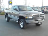 Options Included: Gross Vehicle Weight: 8;8002001 DODGE
