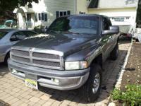 For Sale 2001 Dodge Ram 2500 Diesel. Truck has 150K,