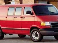 Only 92,249 Miles! This Dodge Ram Van boasts a 3.9