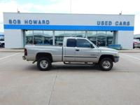 This 2001 Dodge Ram 1500 is offered to you for sale by