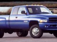 Options:  2001 Dodge Ram 3500|Bright Silver