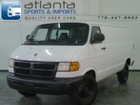 Options Included: N/AThis 2001 Dodge 3500 Van belongs