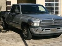 This is a well kept and serviced 2001 Dodge Truck. With