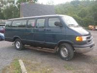Options Included: N/A15 passanger van! Perfect for big