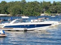 2001 Donzi 39 ZSC Boat is located in Lake of the