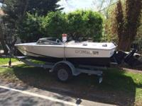 2001 Donzi Sweet 16 Boat is located in