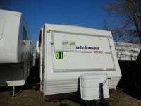 I have a camper for sale.  It is a 2001 Dutchmen Sport