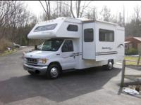 ,,,,,,,2001 Dutchmen Express 24 Foot RV CamperOur