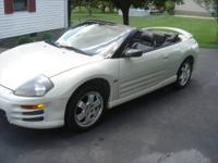 i have a 01 eclipse convertiable v-6 black leather