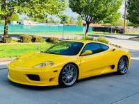 2001 Ferrari 360 F1 Purchased this car from auction
