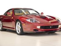 2001 Ferrari 550 Maranello Just arrived Call for