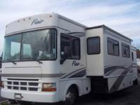 I have a 2001 34' Class A Motorhome that needs a new