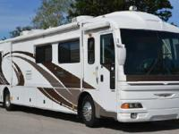 2001 Fleetwood American Tradition 40T, Diesel fuel,