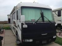 This is a Fully Equipped & Smoke Free 2001 Fleetwood