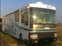 2001 Fleetwood Discovery. This Class A recreational