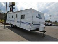 2001 Fleetwood Prowler 30S Travel Trailer - $8,995