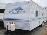The pre-enjoyed 2001 Fleetwood Prowler Travel Trailer