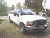 2001 Ford 250 Diesel powerstroke twin turbo super duty