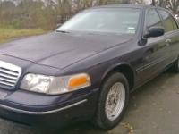 2001 Ford Crown Victoria / Mercury Grand Marquis This