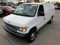2001 Ford E-250 ***THIS VEHICLE IS AT OXMOOR FORD,