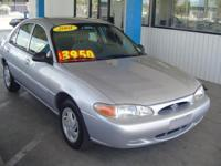 Options Included: Air Conditioning, Bucket Seats,