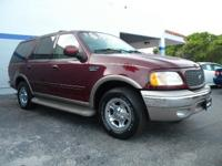 Options Included: Safety Certified Ford Expedition