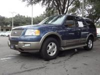 2001 FORD EXPEDITION EDDIE BAUER Our Location is: Beach