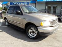 Options Included: N/AVERY WELL MAINTAINED 2001 FORD